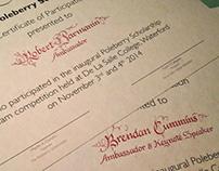 Poleberry Scholarship