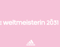 Women's World Cup for adidas