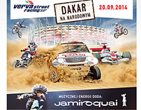 Orlen - Dakar na Narodowym