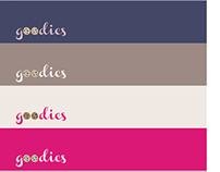 Goodies - Bakery & Coffee Shop Mock Identity