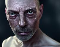 Painting - Hyper-realism Digital