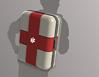 Paramedic backpack