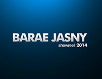 Barae Jasny - Showreel 2014