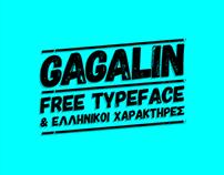 Gagalin // Free Font
