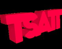 """TSATT Logo """"3D"""""""