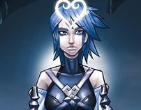 The High Priestess - Aqua