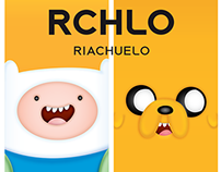 Lauch Event: Riachuelo + Adventure Time