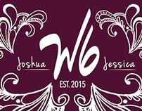 Wine Bottle Wedding Invite
