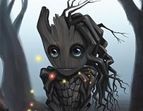 Groot's daughter