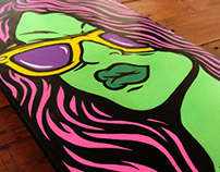 Skate art decks Vol.4