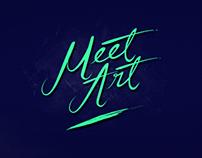 Meet Art | Branding