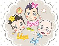 3 cuties manga