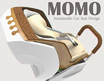 MOMO Sustainable Car Seat