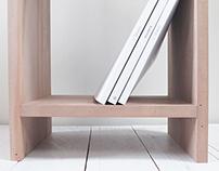 Shelf A