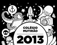 Agenda Colégio Mutirão 2013
