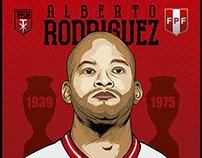 Ases de América - Alberto Rodriguez