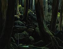 Princess Mononoke Study II