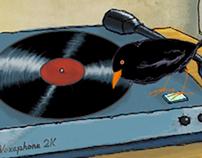 Blackbird Music, Motion Graphics