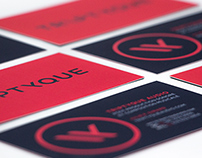 Tryptique - Branding