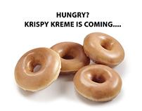 NRHH Krispy Kreme Fundraising Advertisements