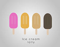 Ice Lolly Graphic
