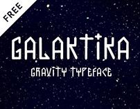 Galaktika — free typeface