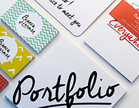 Self Promotion/Corporate Identity