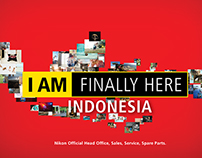 I am Nikon Campaign