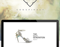 Conspiracy shoes :: website