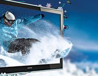 Samsung LED 3D TV