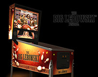 The Big Lebowski Pinball