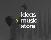 Ideas music store