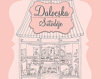 Dalocska's bakery – Illustrated recipe book