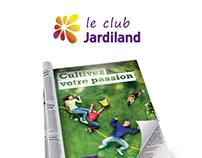 LA CARTE JARDILAND //