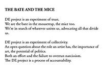The bate and the mice