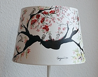 lamp nr. 6 - SOLD