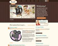 Dr Lucy's Cookies - Website
