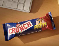Nestle Crunch Patt