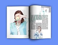Dergi Mizanpajı