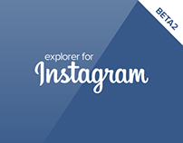 Explorer for Instagram (beta2 - under development)