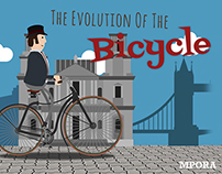 The Evolution Of The Bicycle (Mpora)