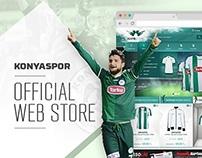 KONYASPOR OFFICIAL WEB STORE