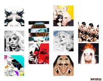 Lean.Joy`s Gaga Posters