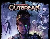 Scourge Outbreak Videogame
