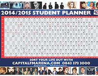 2015 Student Planner