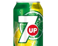 7UP Poster.