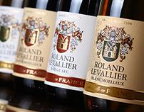 French Wine design / Дизайн этикетки Французских вин