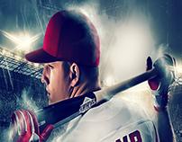 2014 AL MVP : Mike Trout
