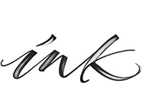 Brandmark Process: Designing with Ink