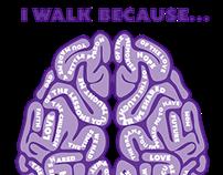 Alzheimer's Walk Team Sweatshirt